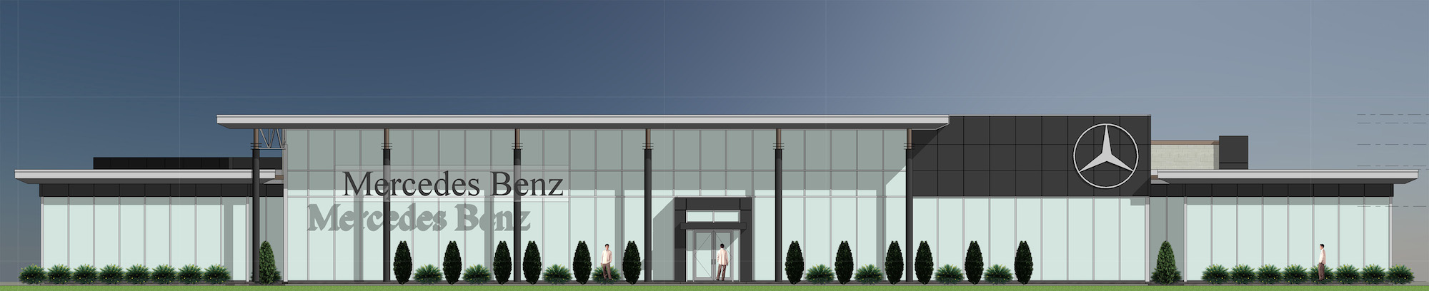 ontarioarchitect_mercedesbenz_cardealershiprenovation_elevation2